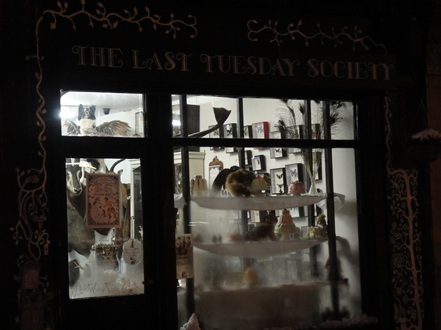 The Last Tuesday Society, London UK