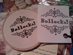 5. Bollocks - finished