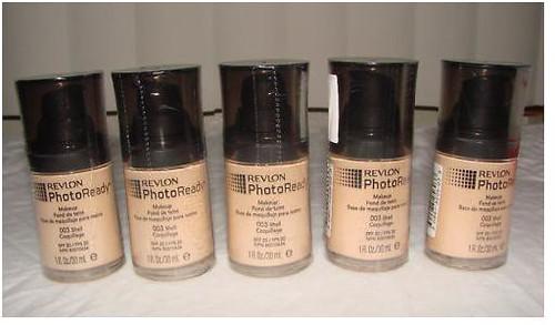 LOT 5 Revlon PhotoReady Makeup Nude #003 $45