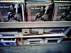 London Calling Jackpot (Wires In The Walls) Tags: punk album vinyl lp record londoncalling theclash threeofakind