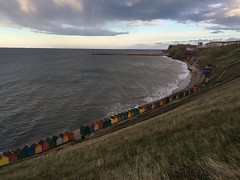 Whitby on the North Yorkshire Coast (boloveselvis) Tags: northyorkshire coast seaside british whitbycoast