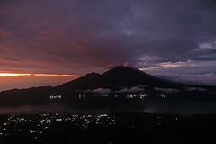 before sunrise.... (shingola) Tags: sunrise before gunung agung bal