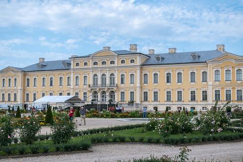 Palacio Rundale. Letonia 22