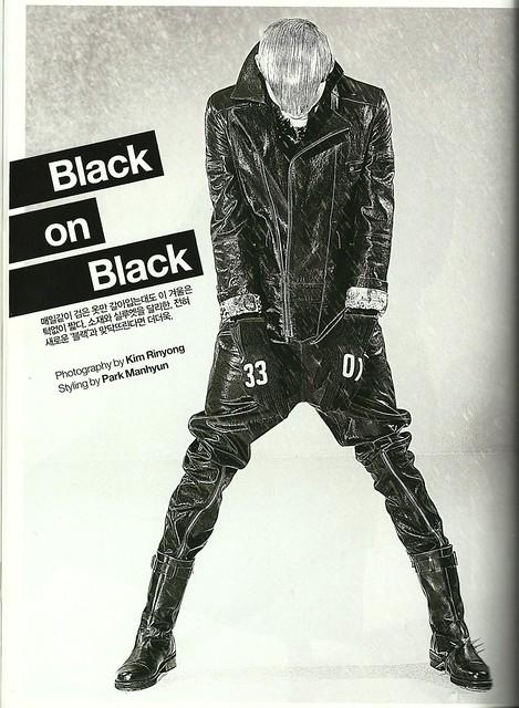 black on black 1
