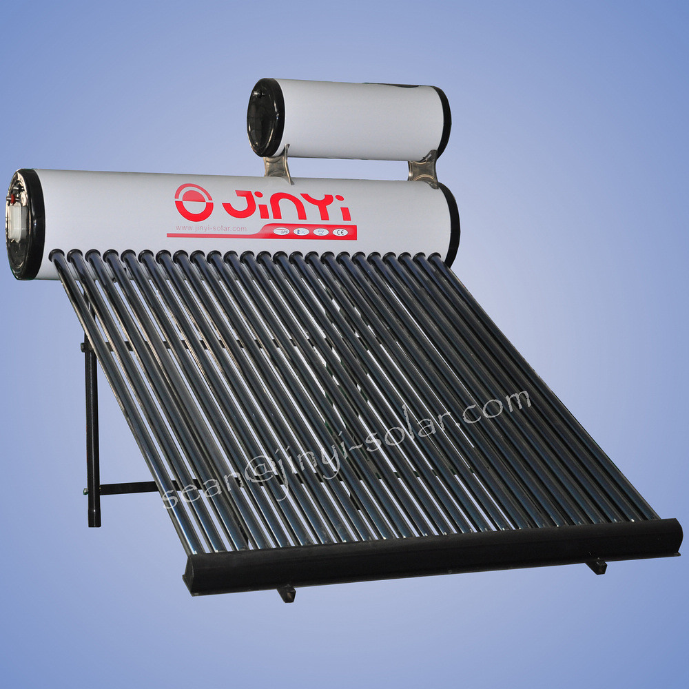 Solar Water Heater for Turkey (With Make-up)