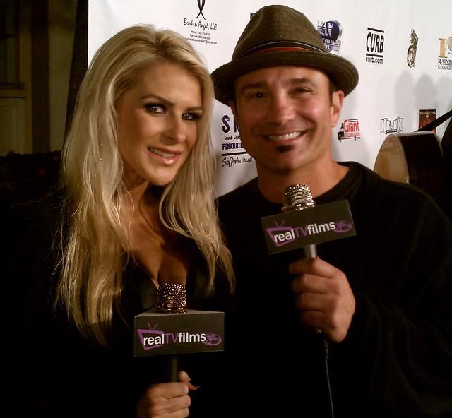 The Fabulous Rudies, Tom Voris, Jennifer Lexon, LA Music Awards 2010