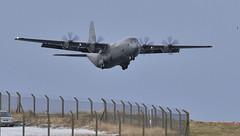 Royal Danish Air Force C-130J (Crieffy.) Tags: force air shetland c130 c130j sumburgh wwwjohnmoncrieffphotographycom crieffy johnmoncrieff