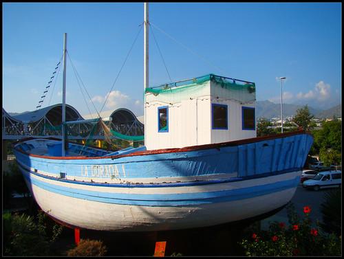 Barco de Chanquete