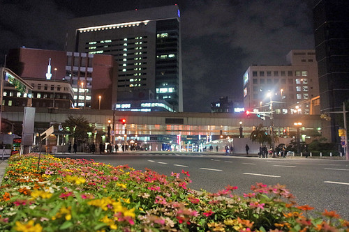 Nihonbashi Flower Street