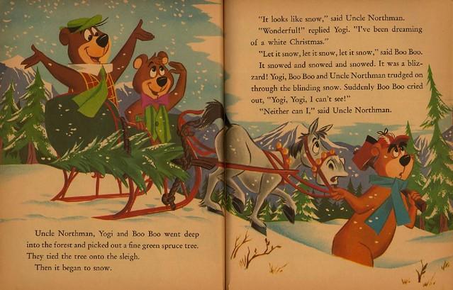 Yogi Bear - A Christmas Visit010