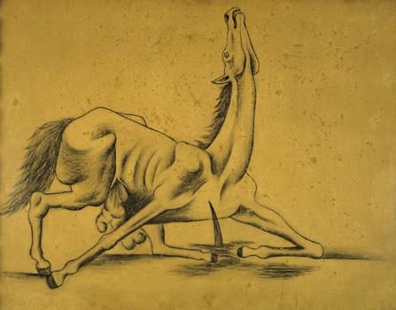Caballo Corneado - Picasso