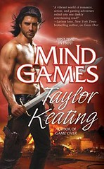 May 24th 2011 by Tor Books        Mind Games (Guardian #2) by Taylor Keating