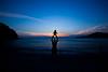 Ravi (let's fotografar) Tags: sunset pordosol sky baby sun praia beach father céu criança pai silhueta paúba