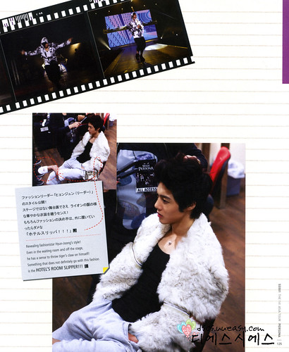 SS501 (Kim Hyun Joong) 1st Asia Tour Persona Concert Making Story Photobook and DVD (Hong Kong)