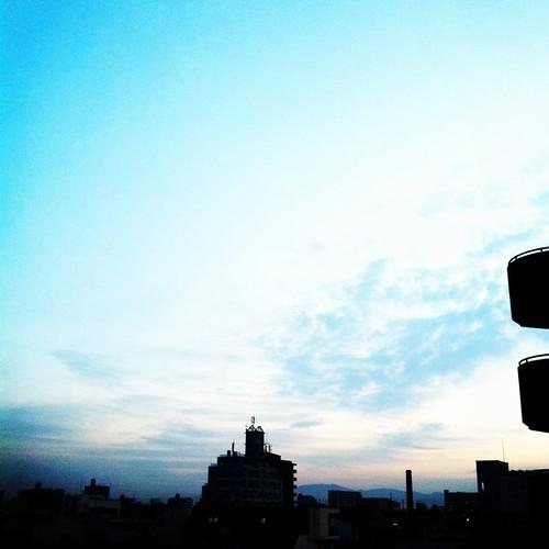 今日の写真 No.87 – 昨日Instagramに投稿した写真(4枚)/iPhone4 + Photo fx