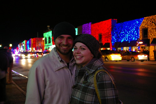 my sis & her fiance :)