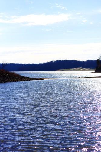 time at lake 199
