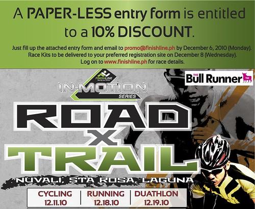 Road X Trail at TBR