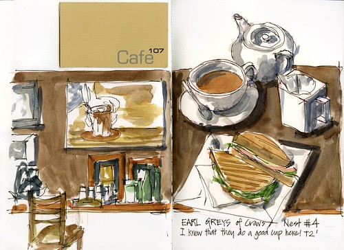 Earl Greys of Crows Nest 04-Cafe 107