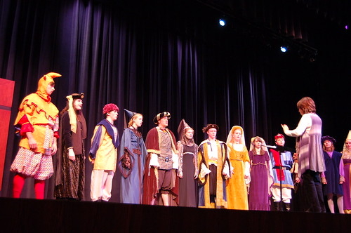 Madrigal performance