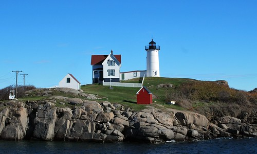 Cape Neddick aka Nubble Light