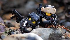 Last stand of Special Operations Group 62 (Saint_Zvlkx) Tags: mod lego special hazel tiny future operations custom tactical brickarms brickforge amazingarmory