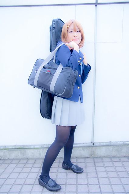 2010-11-28(日) コスプレ博inTFT お名前:栄さん 作品名:けいおん! キャラ:平沢唯 00511.jpg