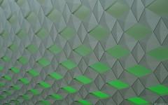 Green Ice - Desktop Wallpaper (house42) Tags: desktop wallpaper house green art ice oslo wall architecture design blog opera panel diamond eliasson olafur house42