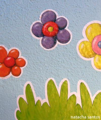 autocolantes parede