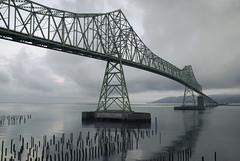 Astoria-Megler Bridge II (laughlinc) Tags: bridge water oregon bay coast astoria ohhh astoriameglerbridge nikond80 platinumheartaward thechallengefactory laughlinc platinumpeaceaward tripleniceshot flickraward5