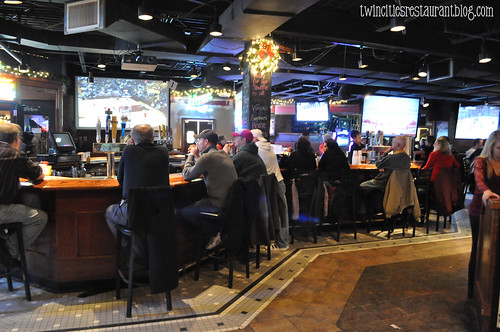 Bar Area at Joe Senser's ~ Roseville, MN