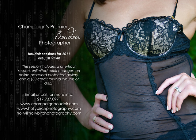 Holly Birch Photography boudoir 2011