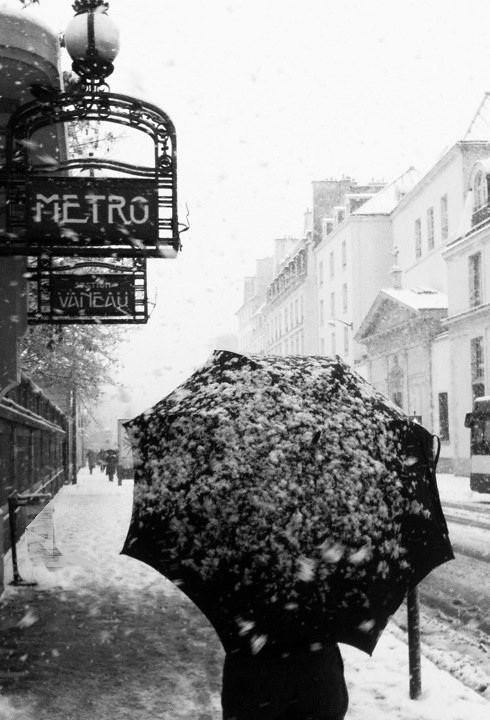 Paris Rue de Sevres