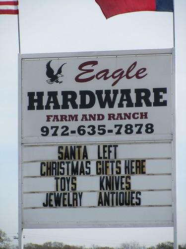 Eagle Sign