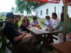 Letní rekondiční pobyt Kuklík 2010