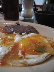 Huevos Rancheros - Mexico City, Mexico