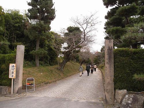 円照寺(特別拝観)@奈良市-02