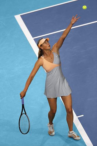 maria sharapova 2011 australian open dress. 2011 Australian Open: Maria