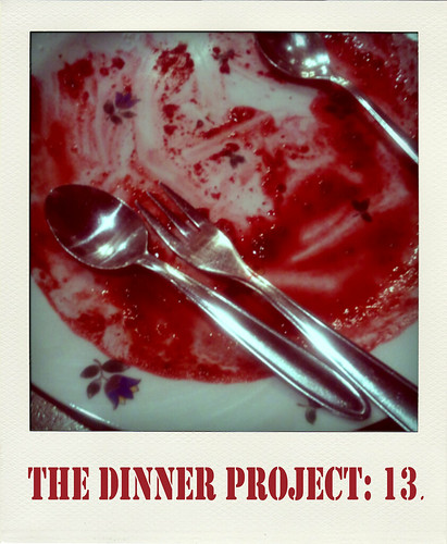 the dinner project: kw 49.