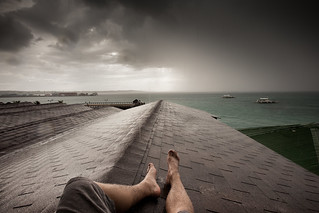 Rooftop Rain