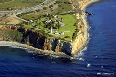 Pt. Vicente Lighthouse (mikepmiller) Tags: ca la losangeles d70 aerialphotography hdr