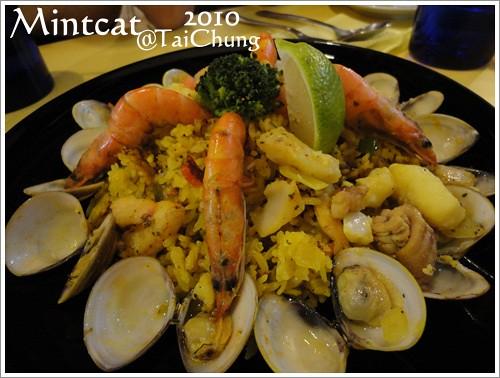 老友美食團的西班牙廣場饗宴 @ 台中