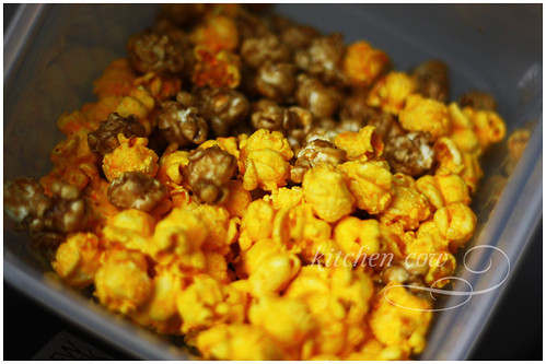 Garrett Popcorn Chicago Mix