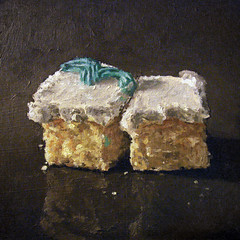 White Cake (fRiedl aRt) Tags: white art cake john dad friedl frosting whitecake artfriedl johnfriedl