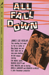 James Leo Herlihy: ALL FALL DOWN (BudCat14/Ross) Tags: mgm allfalldown evamariesaint warrenbeatty jamesleoherlihy