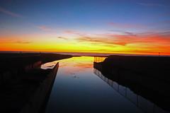 sunset (ericandrew) Tags: santa sunset beach monica top20sunsetsofourhearts