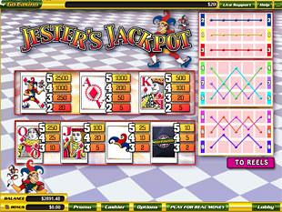 Lady Jester Slot Machine - Play the Online Version for Free