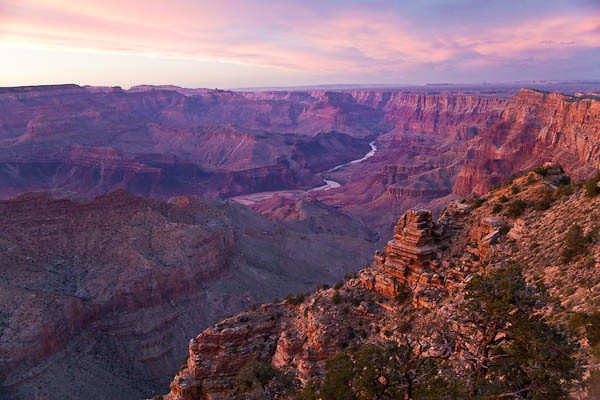 Grand Canyon 7:51 PM