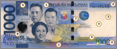 The New Generation Philippine Currency (12 of 25)