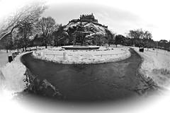 Ross Fountain & Edinburgh Castle (OnlyEverOneJack) Tags: street xmas winter castle edinburgh exposure raw edinburghcastle sony princesstreet alpha princes wonderland winterwonderland peleng sonyalpha a450 classicedinburgh sonyalphaa450 wwwimagesbyandrewjackcouk